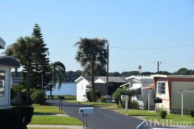 Cypress Shores street and homes