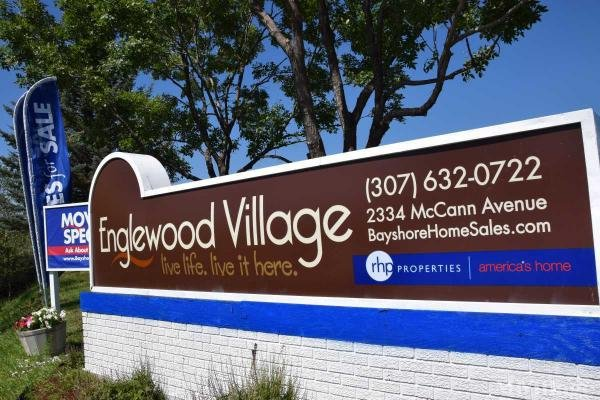 Englewood Village Mobile Home Park in Cheyenne, WY