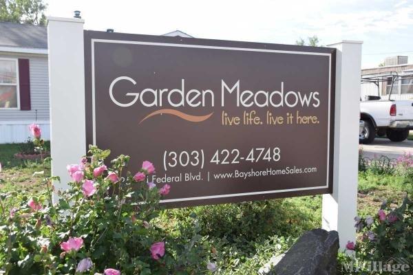 Garden Meadows Mobile Home Park in Denver, CO
