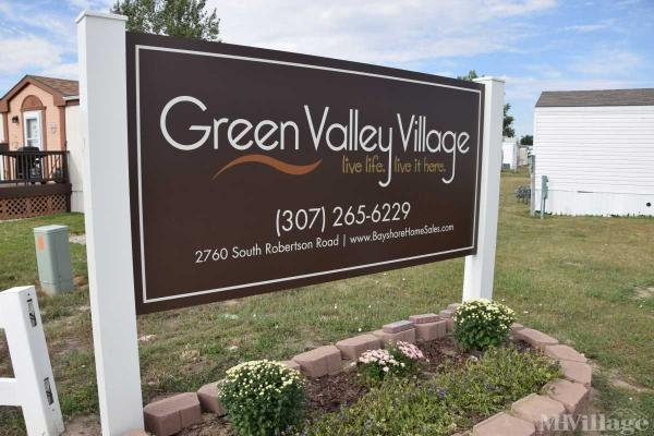 Green Valley Village Mobile Home Park in Casper, WY