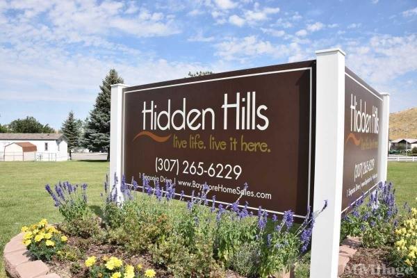 Hidden Hills Mobile Home Park in Casper, WY