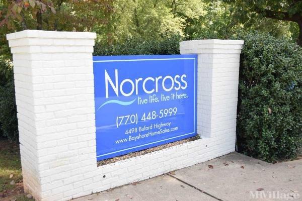Photo of Norcross Mobile Home Village, Norcross, GA