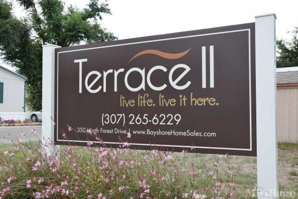Terrace I & II