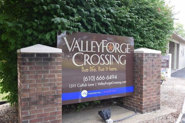 Valley Forge Crossing Mobile Home Park in Norristown, PA