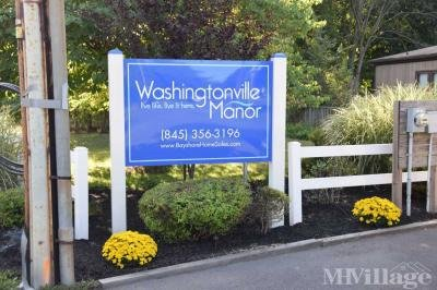 Mobile Home Park in Washingtonville NY