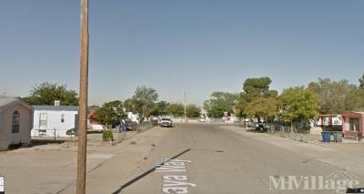 Mobile Home Park in El Paso TX