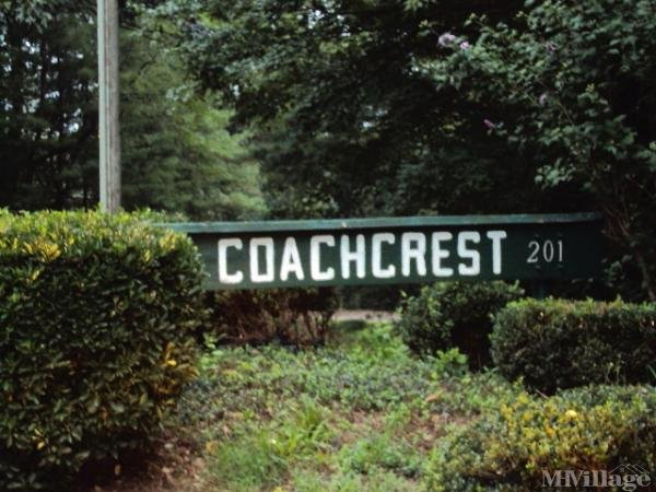 Photo of Coach Crest Mobile Home Park, Asheville, NC