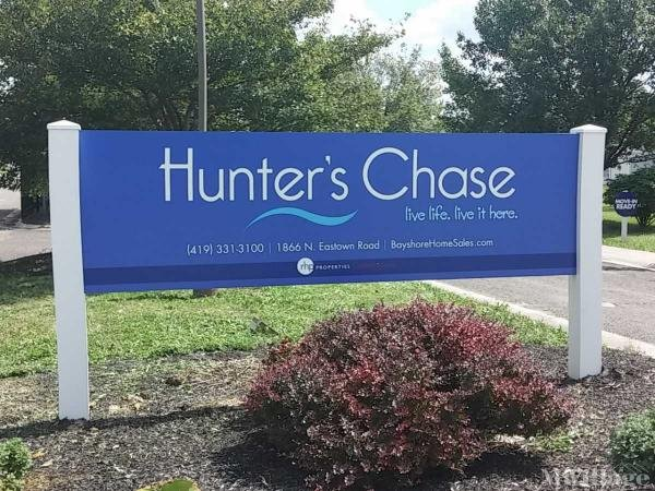 Hunters Chase Mobile Home Park in Lima, OH