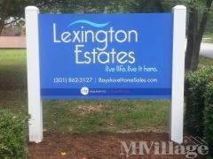 Photo 1 of 7 of park located at 20529 Poplar Ridge Rd. Lexington Park, MD 20653
