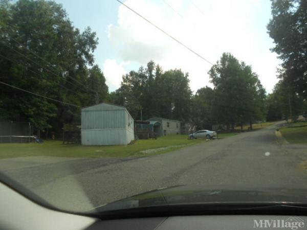 Big Sandy Valley Mobile Home Park in Tuscaloosa, AL
