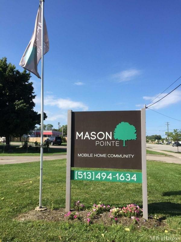 Mason Pointe Mobile Home Park Mobile Home Park in Mason, OH