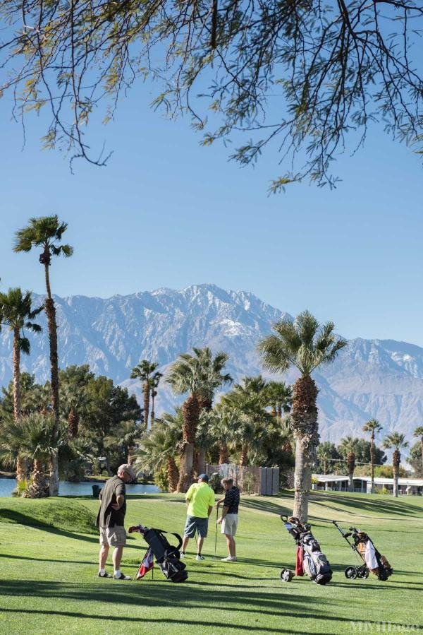 Photo of Hidden Springs Golf and Racquet Club, Desert Hot Springs, CA