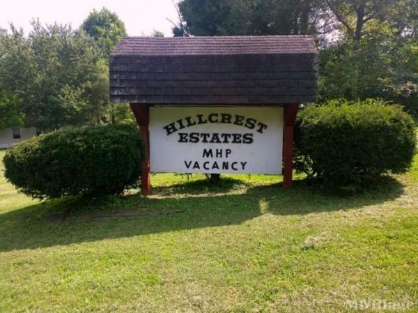 Photo of Hillcrest Estates, Wabash IN