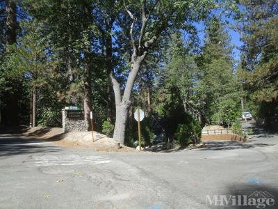 Mobile Home Park in Lake Arrowhead CA