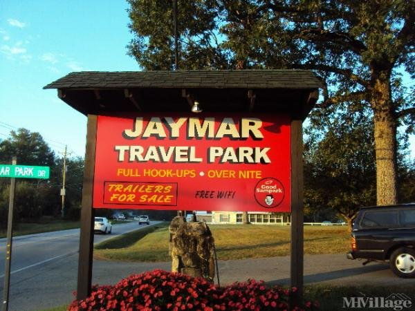 Photo of Jaymar Travel Park, Hendersonville, NC