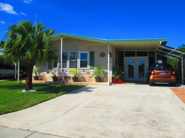 Golden Gate Mobile Home Park in Pinellas Park, FL