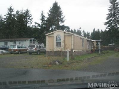 Mobile Home Park in Graham WA