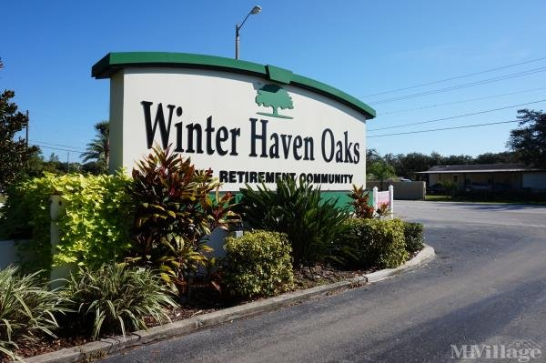 Winter Haven Oaks Mobile Home Park in Winter Haven, FL