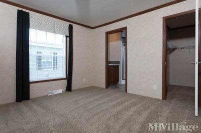 Full Porch Master Bedroom