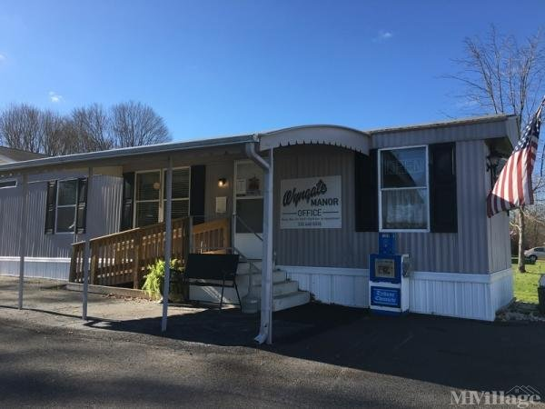 Wyngate Manor Mobile Home Park in Brookfield, OH