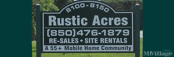Photo of Rustic Acres, Pensacola, FL