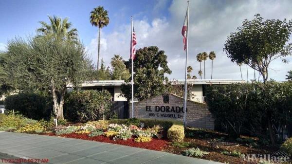 Photo of El Dorado Mobile Home Park, Sunnyvale, CA