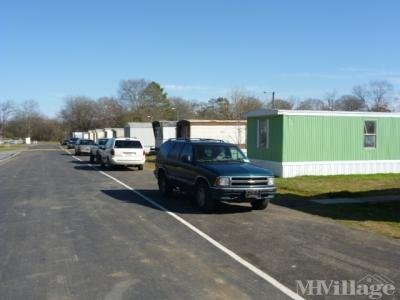Mobile Home Park in Cedartown GA