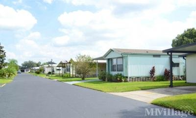 Mobile Home Park in Winter Haven FL