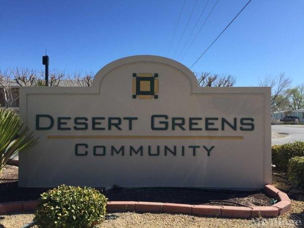 Photo of Desert Greens 55+ Gated Golf Course Community, Pahrump, NV