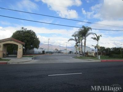 Mobile Home Park in West Covina CA