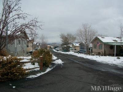 Mobile Home Park in Mound House NV