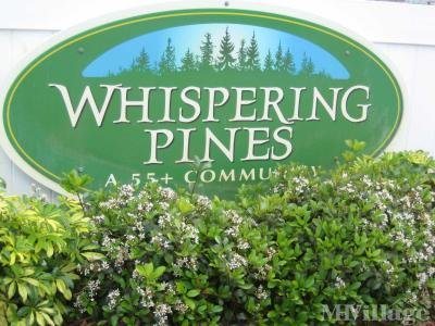 Whispering Pines Manufactured Home and RV Community