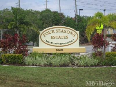 Four Seasons Estates Resident Owned Community
