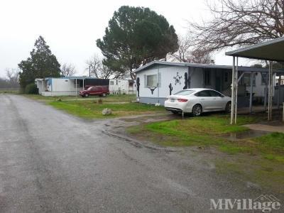 Mobile Home Park in Los Molinos CA