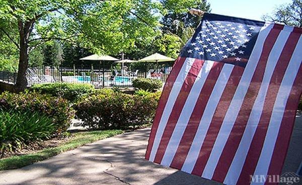 Photo of Heritage Oak Glen Mobile Home Park, Orangevale, CA