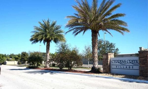 Cypress Creek Village Mobile Home Park in Winter Haven, FL