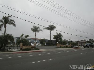 Mobile Home Park in Vista CA