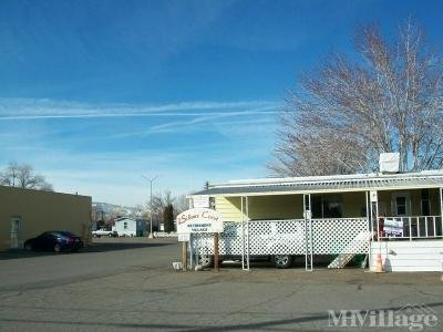 Mobile Home Park in Sparks NV