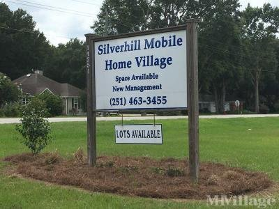 Mobile Home Park in Silverhill AL