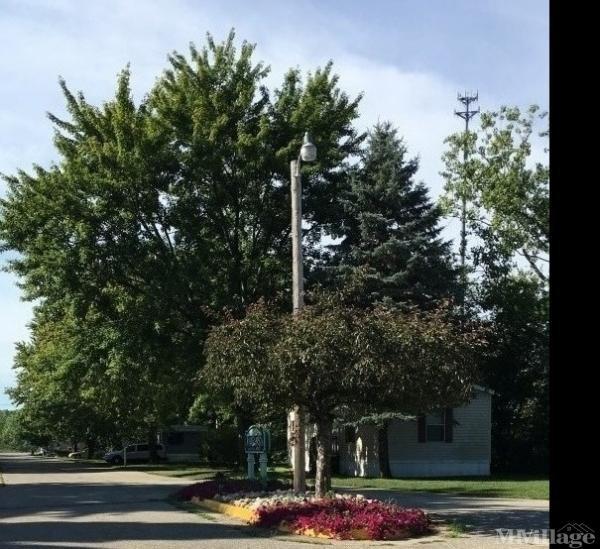 Key Vista, MHC Mobile Home Park in Lowell, MI