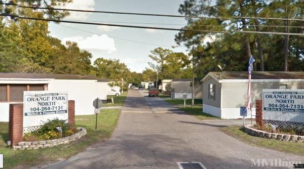 Orange Park North Mobile Home Park Mobile Home Park In Jacksonville Fl Mhvillage