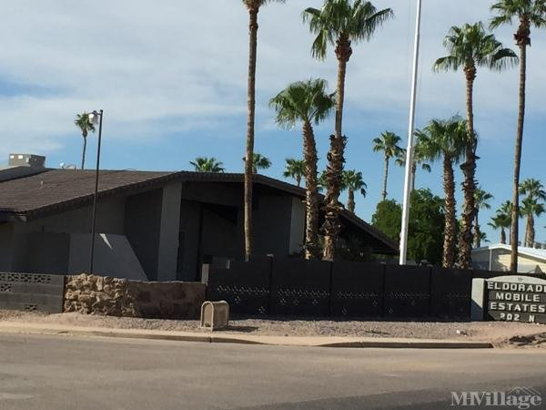 Photo 1 of 2 of park located at 202 N Meridian Rd Apache Junction, AZ 85120