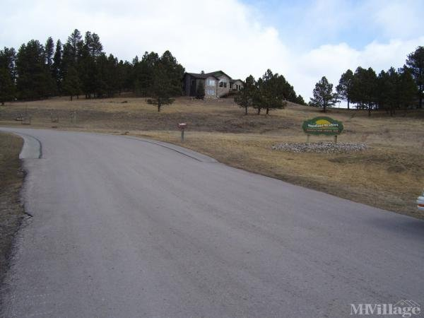 Woodland Meadows Mobile Home Park in Custer, SD
