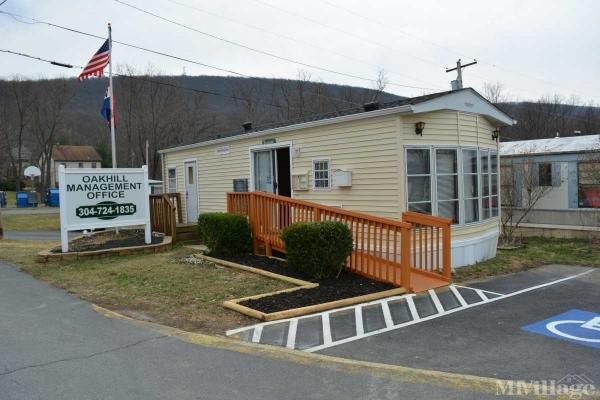 Oak Hill MHC Mobile Home Park in Harpers Ferry, WV