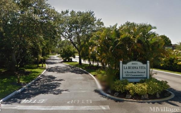 Photo of La Buona Vita Mobile Home Park, Port Saint Lucie, FL