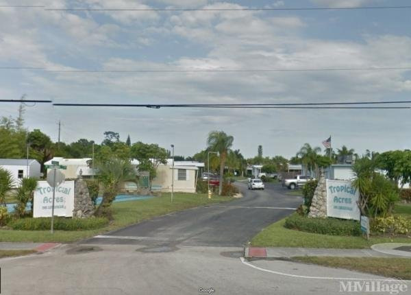 Photo of Tropical Acres Mobile Home Park, Jensen Beach, FL