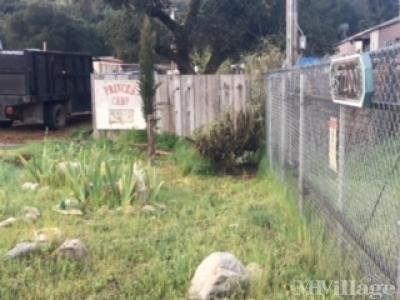 Mobile Home Park in Carmel Valley CA