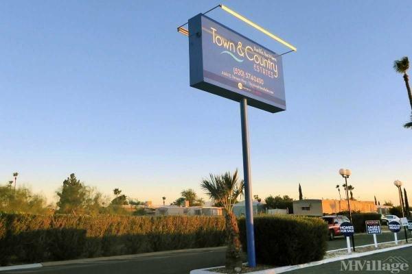 Photo of Town & Country Estates, Tucson, AZ
