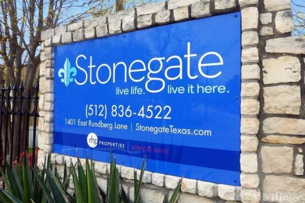 Stonegate Austin Mobile Home Park in Austin, TX