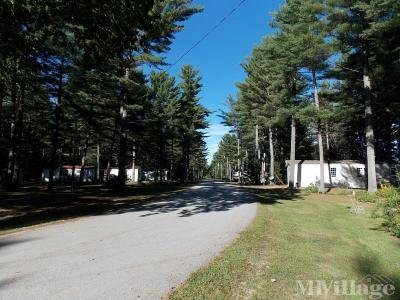 Mobile Home Park in Montville ME
